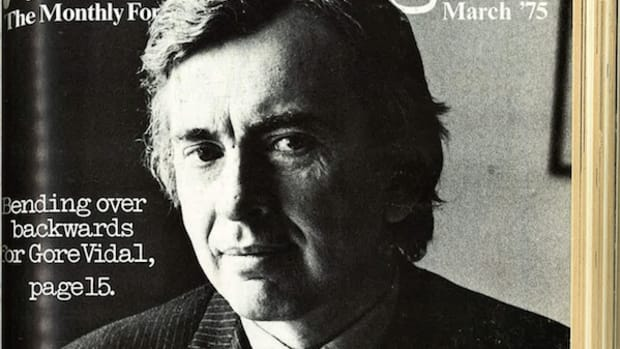Remembering Gore Vidal: 10 Quotes on Writing