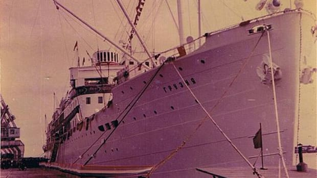 Gruzja ship 1962