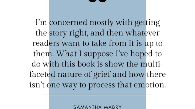 Samantha Mabry Quote