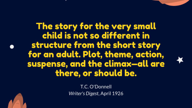 writing for very small children