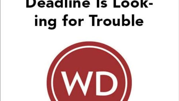 Learn why a writer without a deadline is looking for trouble in this free download.
