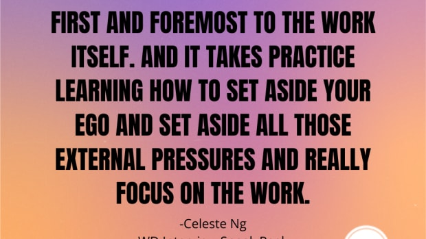 Celeste Ng Quote