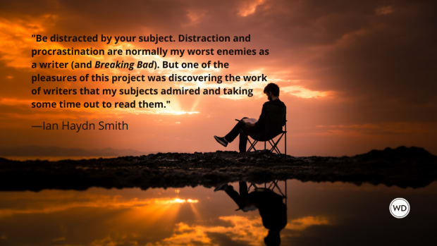 ian_haydn_smith_quotes_be_distracted_by_your_subject