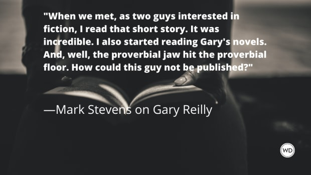 gary_reilly_25_unpublished_novels_mark_stevens