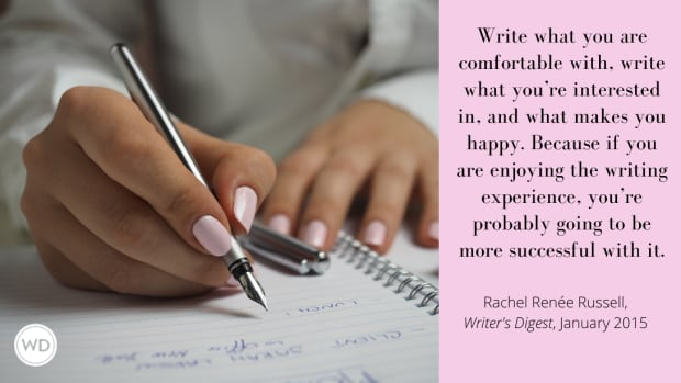 Rachel Renee Russell Quote