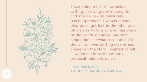 Heather Lanier Quote