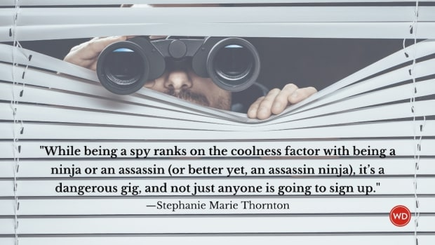 5 Things for Writers to Keep in Mind When Writing About Spies
