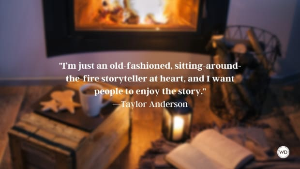 Taylor Anderson: On Creating Realism in the Weird