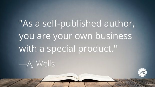 On the Business Side of Self-Publishing: Claiming Power Over Your Novel