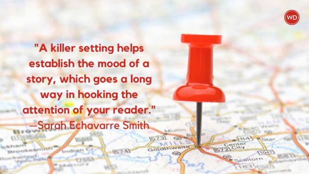 3 Tips for Picking the Perfect Setting for Your Novel