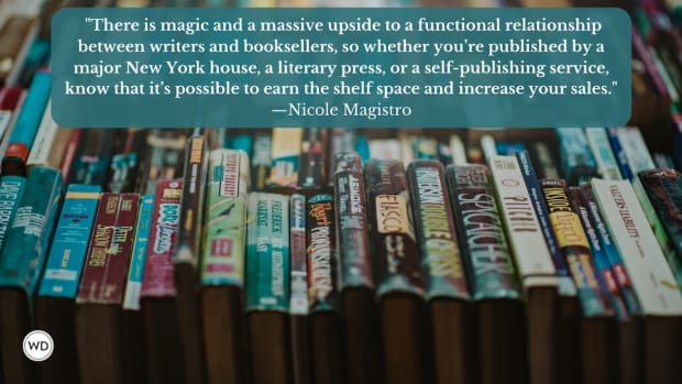 How Writers Can Impress Booksellers: 6 Tips From a Veteran Indie Bookstore Owner and Author