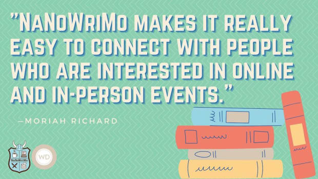 NaNoWriMo: Making the Most of Community