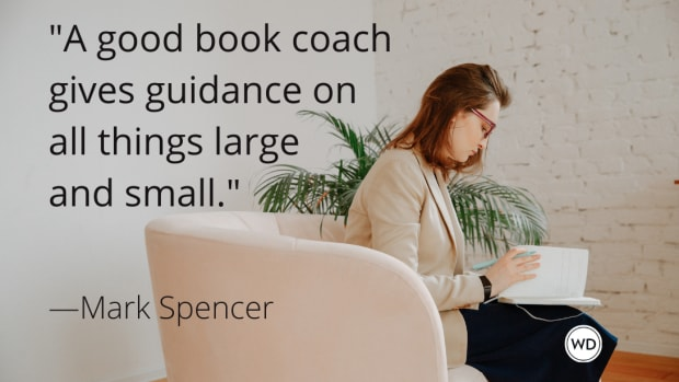 The Benefits of a Book Coach for Writers