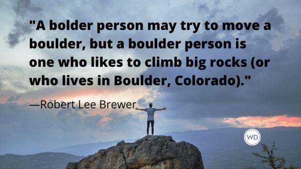Bolder vs. Boulder (Grammar Rules)