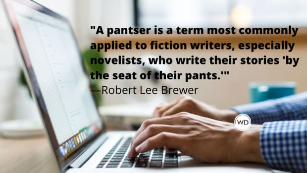 What Is a Pantser in Writing?
