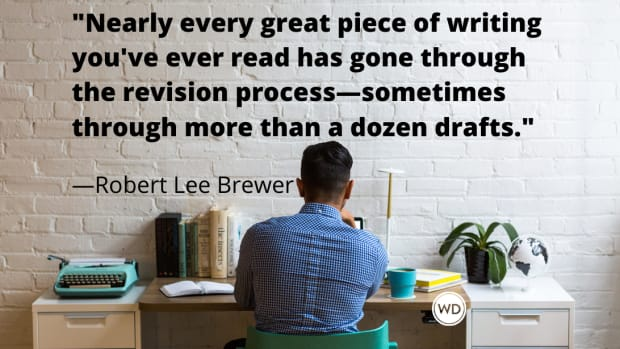 Writing Mistakes Writers Make: Refraining to Revise Writing