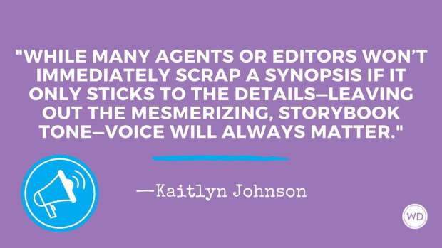 Mastering the Dreaded Synopsis