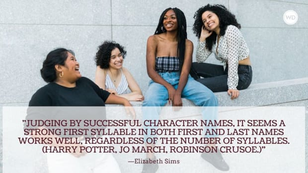 Namedropping: Finding Solid Names for Your Unique Characters