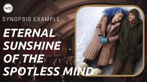 "Sypnosis Example: ""Eternal Sunshine of the Spotless Mind"""