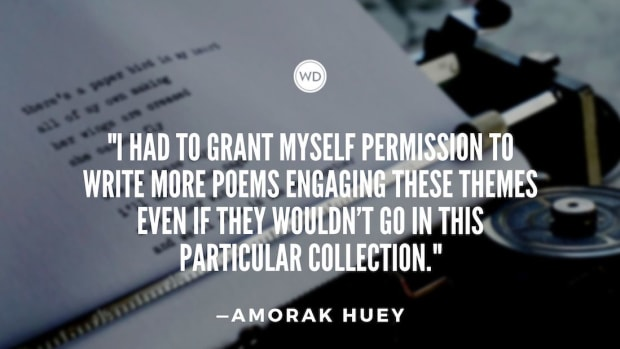 Amorak Huey: On Stalling Out After Publication