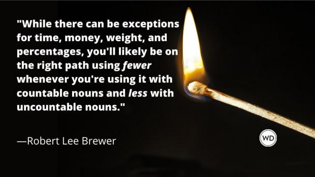 Fewer vs. Less (Grammar Rules)