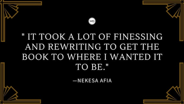 Nekesa Afia: On Approaching Genre as a Challenge