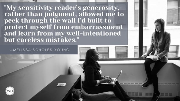 Writing With Intention: On Hiring a Sensitivity Reader