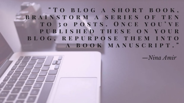 5 Ways to Turn Your Blog Into a Book-Writing Machine