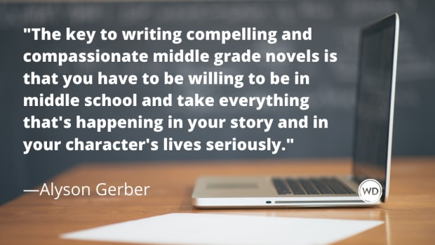 How to Write Middle Grade Fiction That Is Compelling and Compassionate
