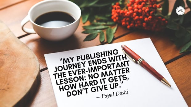 Payal Doshi: On Letting Rejection Bring You Clarity