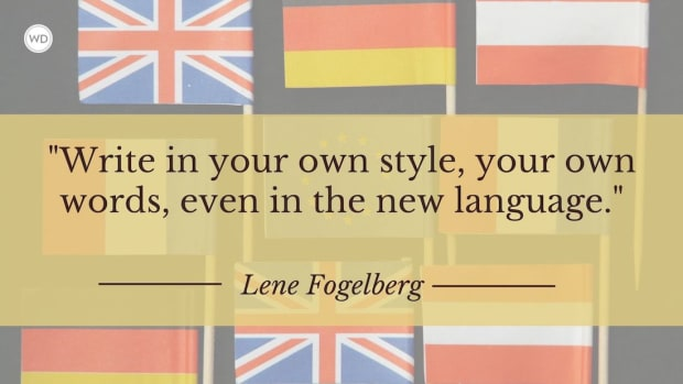 5 Steps To Writing in Your Second Language