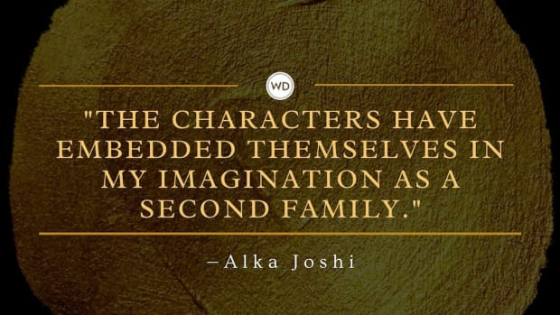 Alka Joshi: On Allowing Characters to Inform Your Sequel