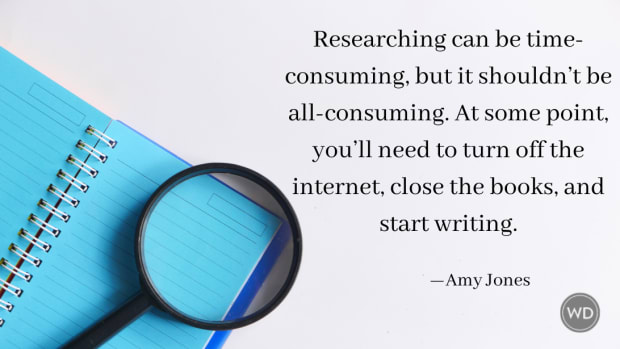 Writing Mistakes Writers Make: Researching Too Much