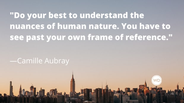 Camille Aubray: Understanding the Nuances of Human Nature