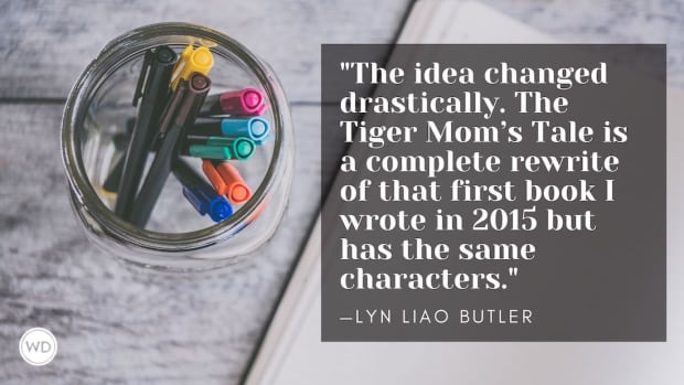 Lyn Liao Butler: On Letting Your Ideas Develop