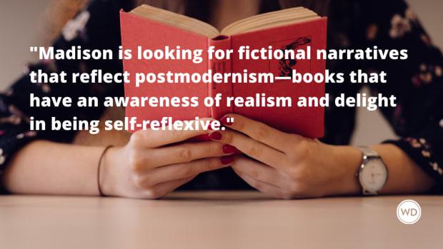 New Agent Alert: Madison Scalera of Olswager Literary, LLC