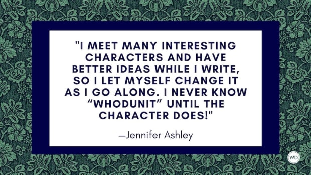 Jennifer Ashley: On Writing the Whodunnit