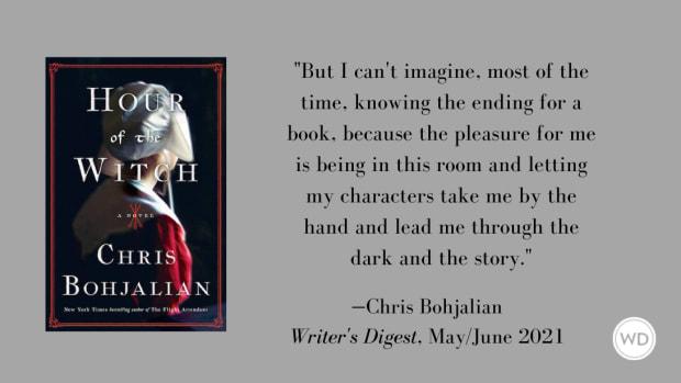 Chris Bohjalian | Hour of the Witch