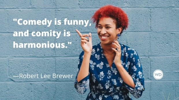 Comedy vs. Comity (Grammar Rules)