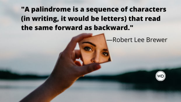 What Is a Palindrome in Writing?