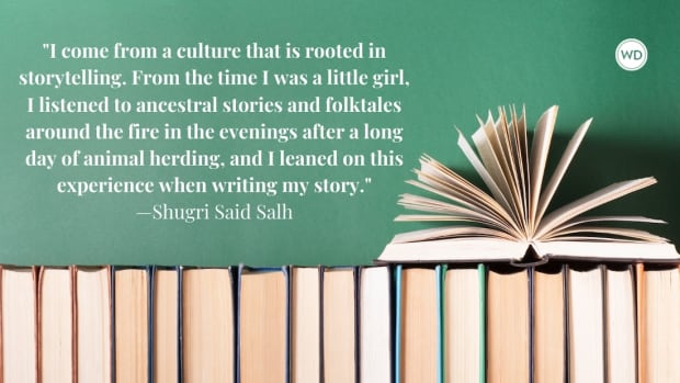 Shugri Said Salh: On Writing the Coming-Of-Age Story