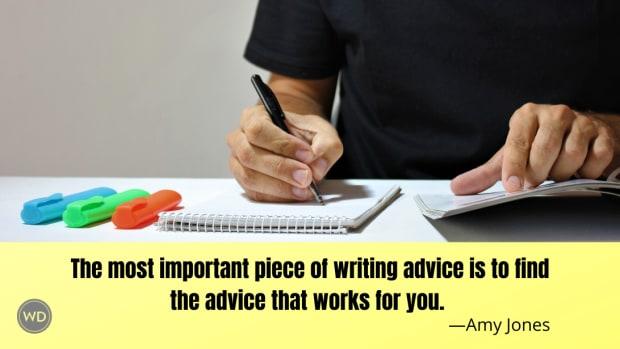 Best Writing Advice