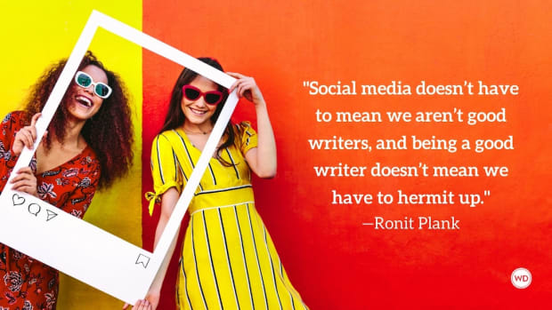 Can a Writer Have an Inner Life and a Social Media Presence?