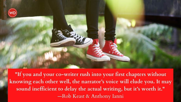 8 Tips for Co-Writers to Create an Authentic Voice for Their Book
