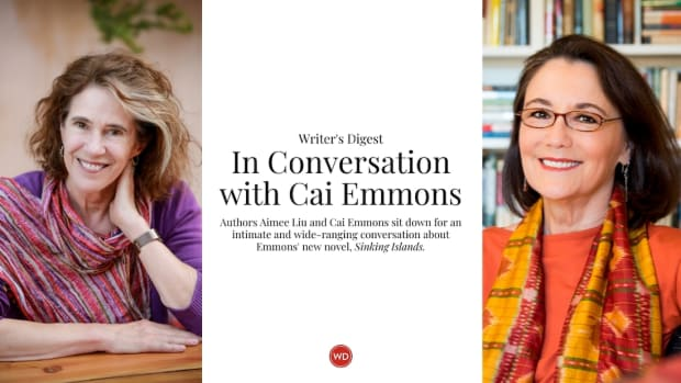 A Conversation With Cai Emmons About Her Novel, Sinking Islands