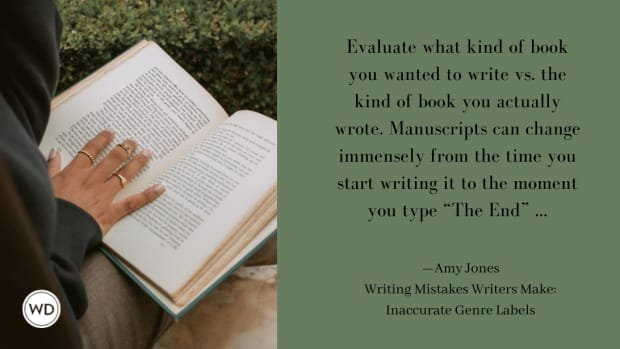 Writing Mistakes Writers Make: Inaccurate Genre Labels