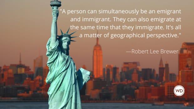 Emigrate vs. Immigrate (Grammar Rules)