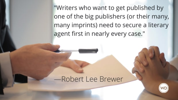 Do You Find an Editor or Agent First?