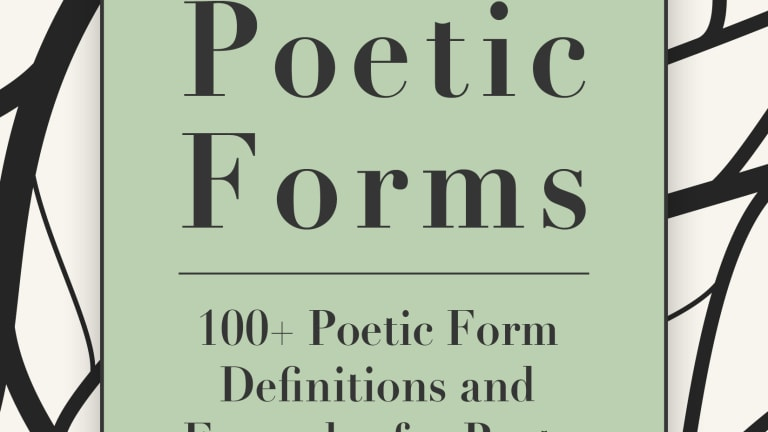 Announcing The Complete Guide of Poetic Forms!