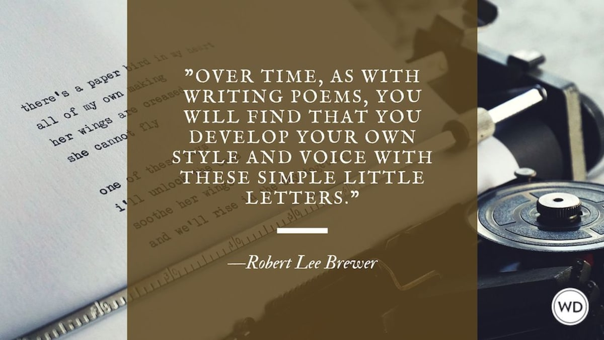 Sample Cover Letters For Poetry Submissions Writer S Digest